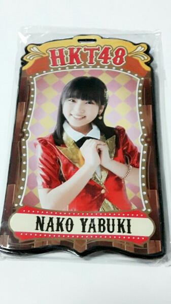 HKT48 矢吹奈子 サシコドソレイユ 個別チケットホルダー