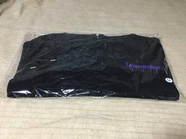 [Alexandros] Kaijuビッグフーディー(パーカー) ブラックM 新品