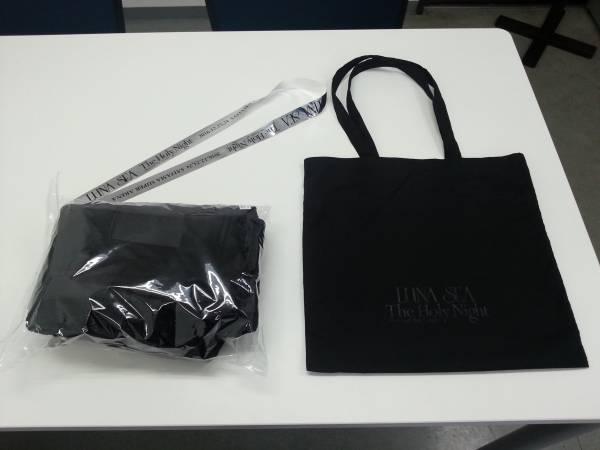 【送料無料!!】LUNA SEA SLAVEシート限定 ブランケット 銀テープ