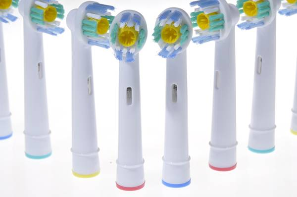 EB18ホワイトニング 8本 ◆ブラウン Oral-B 互換 電動歯ブラシ替え BRAUN オーラルB