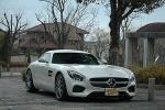 ●H28ベンツ AMG GTS 右ハンドル 検31/1 走行1600Kmディーラー車