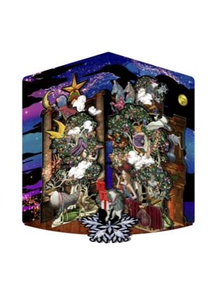 限定一万枚 安室奈美恵 クリスマスカード