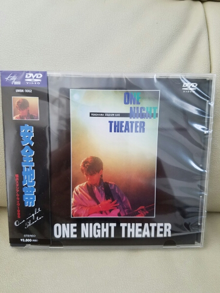 安全地帯/ONE NIGHT THEATER 横浜スタジアムライヴ1985 ライブグッズの画像