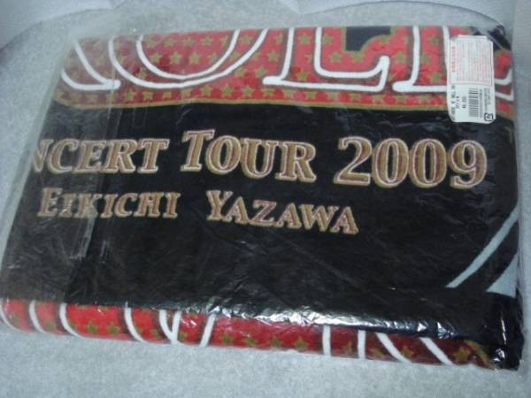 ◆矢沢永吉◆SBTスペシャルビーチタオル◆ツアー2009ROCK'N'ROLL