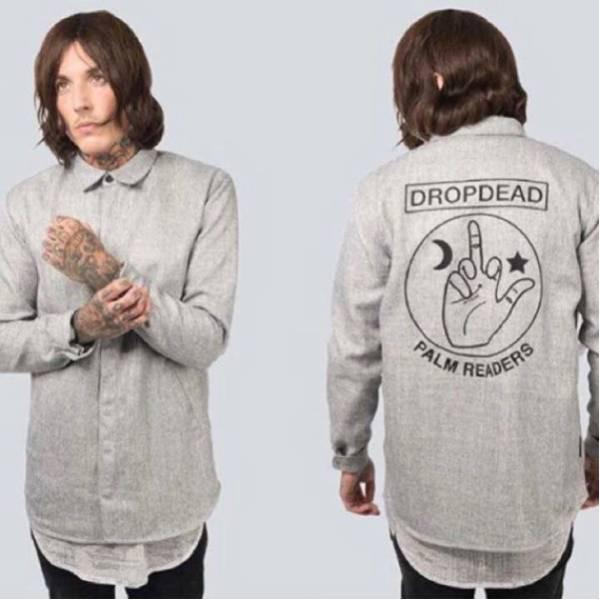 D:D Jacket drop dead