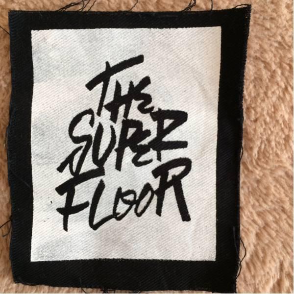 THE SUPER FROOR 布パッチ hard core punk