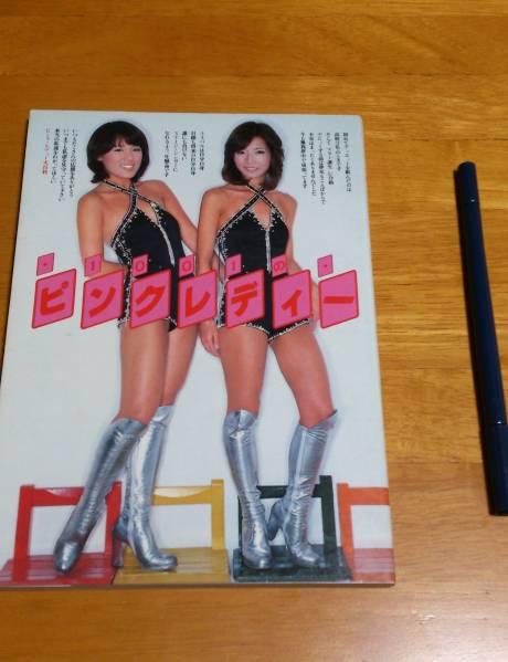 1001のピンクレディー 大百科 写真集 ペップ出版