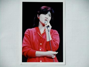 菊池桃子 生写真 1986年頃 レア