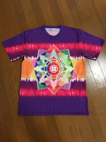 ももクロ GOUNN Tシャツ 紫 高城れに ライブ サイズL