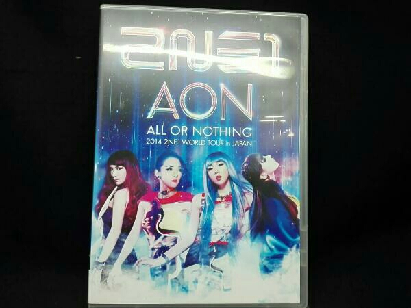 2014 2NE1 WORLD TOUR~ALL OR NOTHING~in Japan ライブグッズの画像