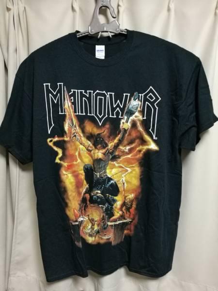 MANOWAR Tシャツ XXL 新品 正規品(SABATONSAXONACCEPT M-1