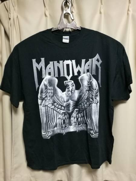 MANOWAR Tシャツ XXL 新品 正規品(SABATONSAXONACCEPT M-3