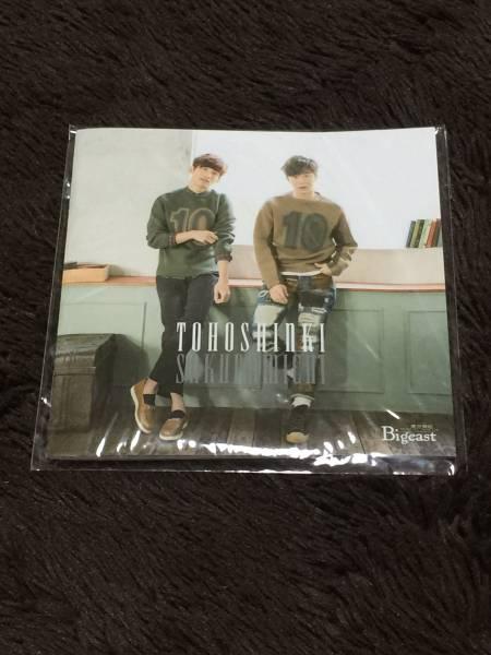 新品 東方神起 Bigeast【sakramichi】ブックレット 24P