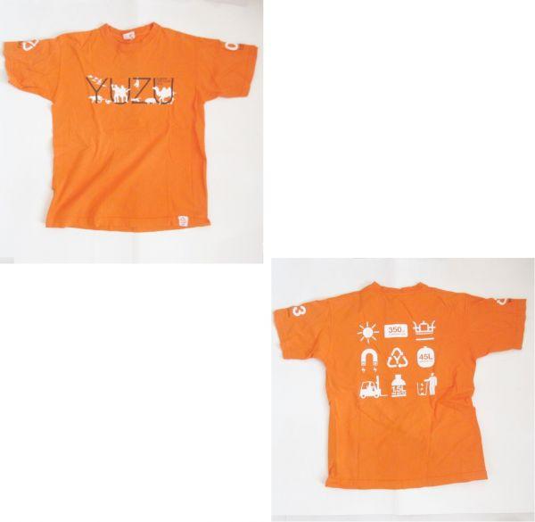 ゆず 体育館ツアー2003 すみれ Tシャツ グッズ