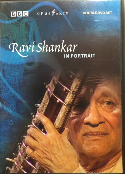 即決2DVD/Ravi Shankar in Portrait / ラヴィ・シャンカール ライブグッズの画像
