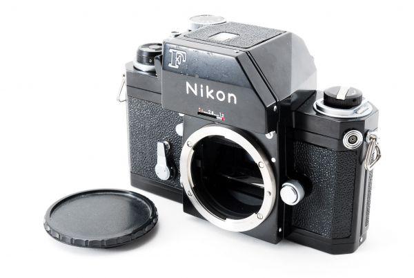 ★極上美品★ニコン NIKON F フォトミック FTN ボディ #1359