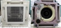 東芝 業務用エアコン 天カセ AIU-AP1606H ROA-AP1606H 6馬力