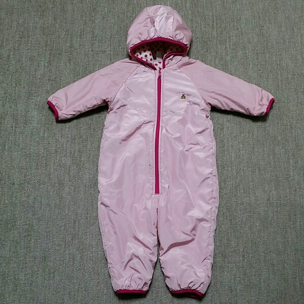21cad86c6 babyGap baby Jump suit cotton inside jumper jacket outer - outer ...