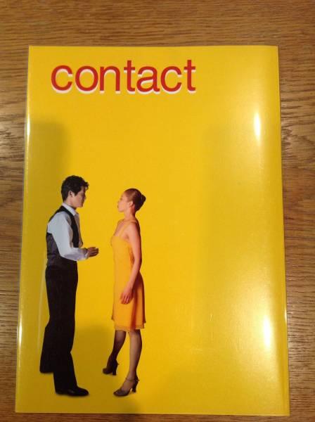 劇団四季 コンタクト contact パンフレット 2002年