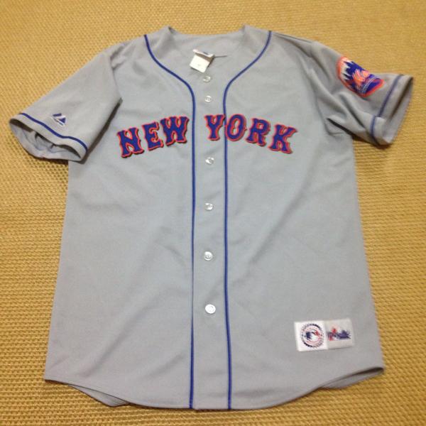 新庄 ニューヨークメッツ Mets ユニフォーム グッズの画像