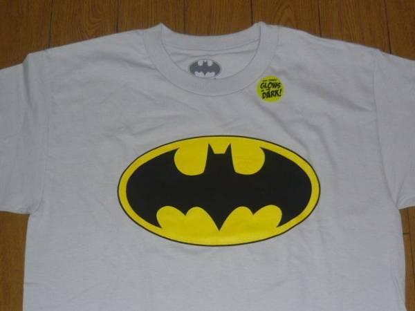 新品 バットマン batman ロゴ シャツ DCコミックス アメコミ映画 グッズの画像