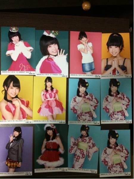 NMB48 加藤夕夏 写真 BLT 20枚 まとめ ライブグッズの画像