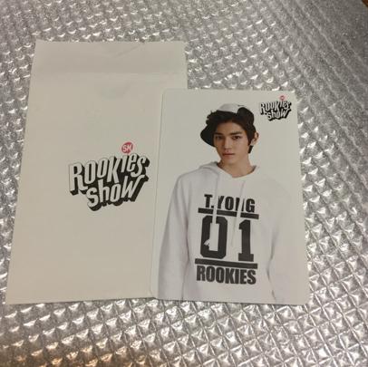 NCT テヨン カード SUM