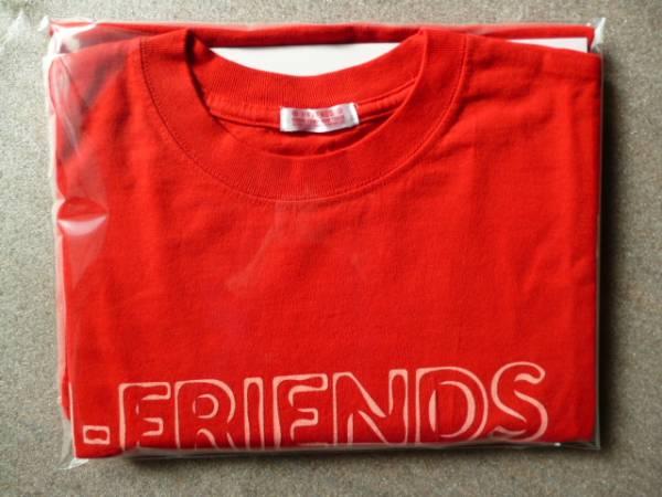 《USED》 J-FRIENDS チャリティーTシャツ 2000-2001年越しカウントダウン TOKIO V6 Kinki Kids
