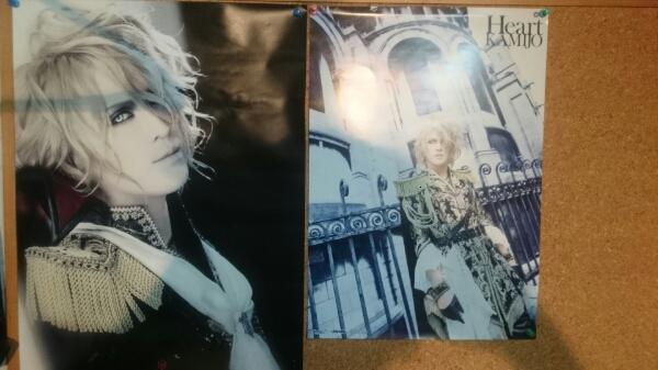 3枚 Versailles kamijo ポスター