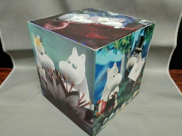 ムーミン パペット・アニメーション DVDスペシャルBOX(3000セッ グッズの画像