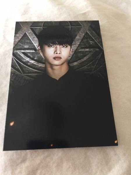VIXX ソウル単独コンサートElysium びょるせっ限定フォト エン ライブグッズの画像