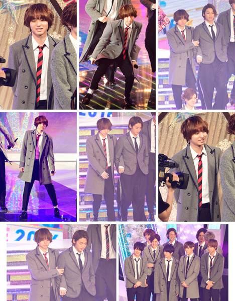 伊野尾慧 MUSIC STATION SUPER LIVE 2016 生写真8枚