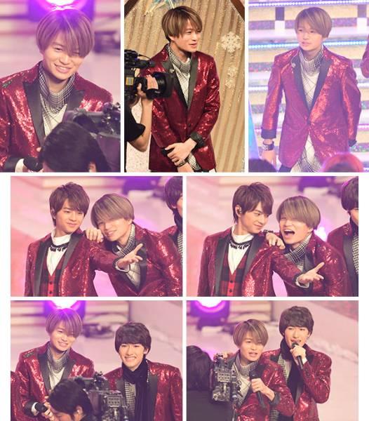 菊池風磨 MUSIC STATION SUPER LIVE 2016 生写真12枚
