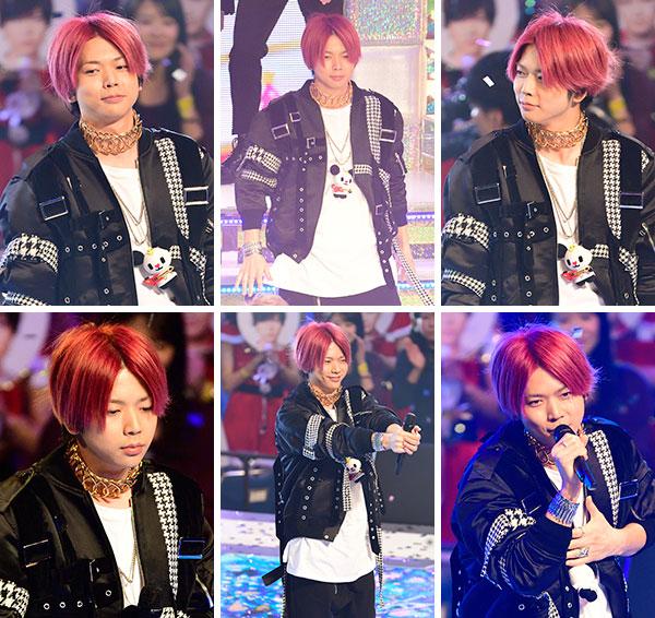 増田貴久 MUSIC STATION SUPER LIVE 2016 生写真10枚
