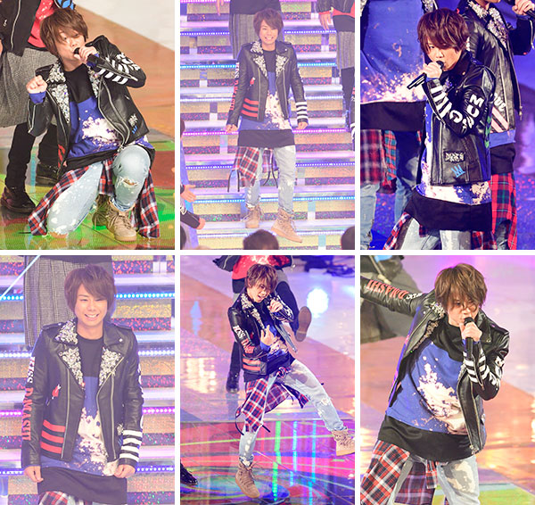 北山宏光 MUSIC STATION SUPER LIVE 2016 生写真10枚