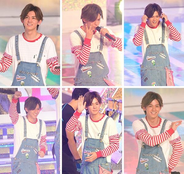 小瀧望 MUSIC STATION SUPER LIVE 2016 生写真10枚