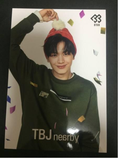 BTOB ソンジェ TBJ ポストカード 非売品 ライブグッズの画像