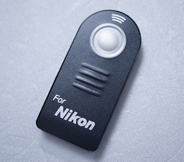 Nikon対応のワイヤレスリモコン COOLPIX A P7800 P7700 P7100