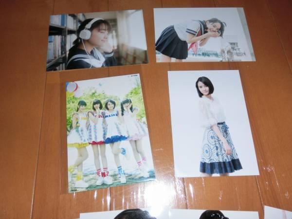 葵 わかな 貴重なセーラー服! 生写真 / アート引越センターのCM 乙女新党 生写真