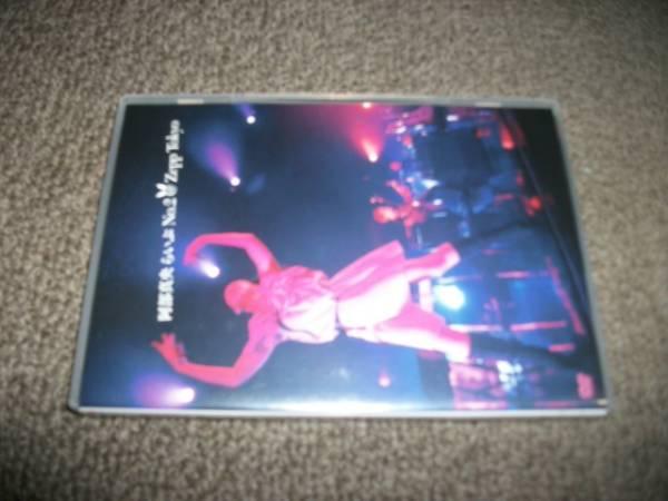 阿部真央 / らいぶ No.2@Zepp Tokyo 2011 DVD ライブグッズの画像