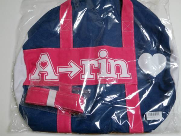 ★ももクロ★A→rin Boston bag あーりんボストンバッグ 新品