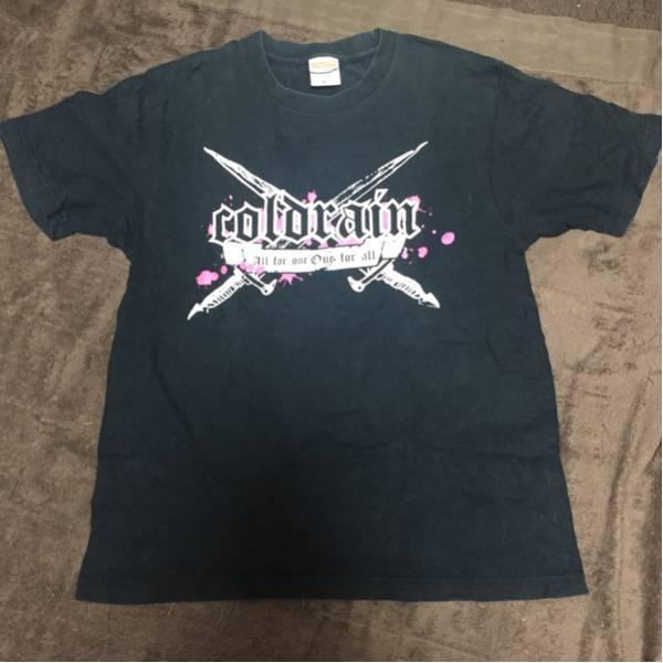 coldrain 初期 Tシャツ Mサイズ ライブグッズの画像