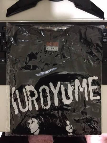 黒夢 20周年記念 完全復刻版Tシャツ CORKSCREW-Ver ライブグッズの画像