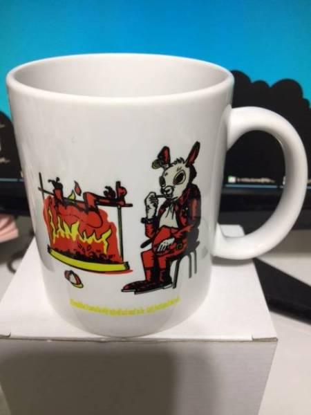 黒夢 20周年記念 Special ラビットマグカップ