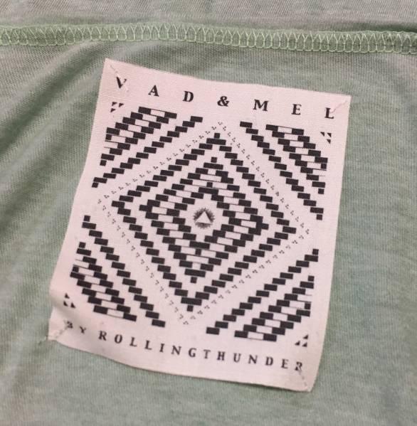★ VAD&MEL プリント Tシャツ ヴァッドアンドメル ★ M_画像3