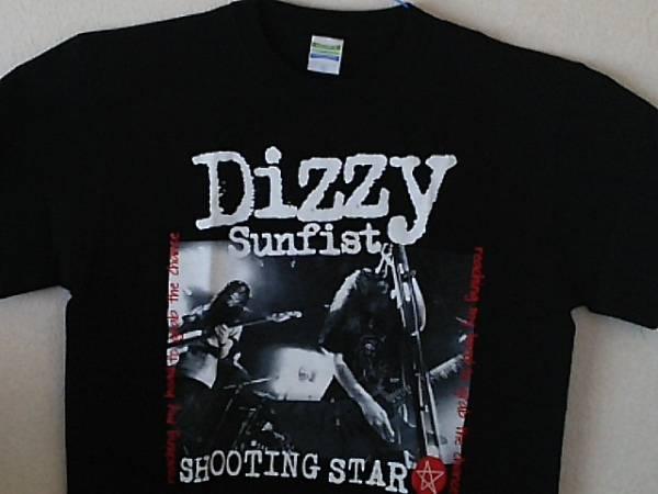 Dizzy Sunfist 新品TシャツL 即決有 検 WANIMA AIR JAM monoeyes