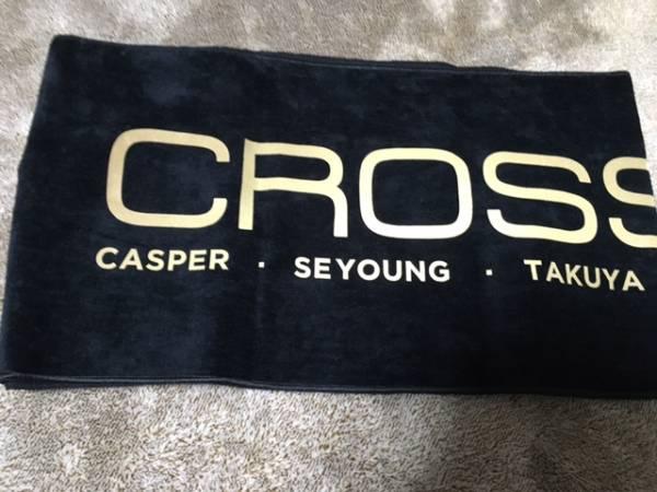 CROSS GENE☆公式応援タオル ライブグッズの画像