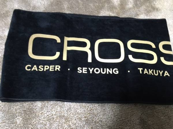 CROSS GENE☆公式応援タオル
