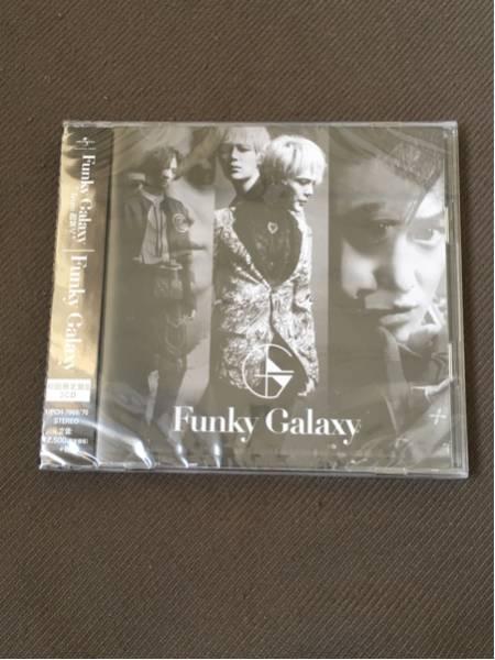 Funky Galaxy from 超新星 B盤 ジヒョク グァンス ゴニル CD