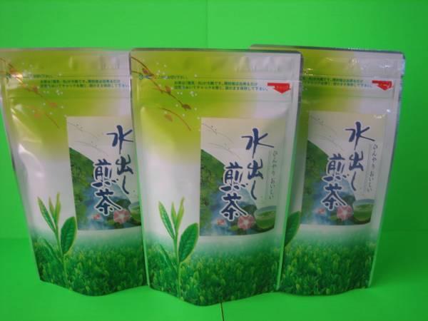 水出し茶ティーバッグ緑茶3g×12パック×3袋_3g×12パック×3袋